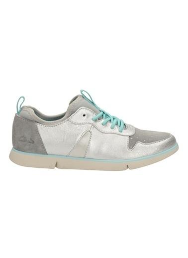 Clarks Ayakkabı Gümüş